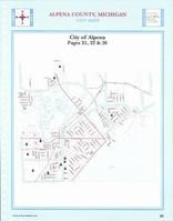 Map Image 019, Alpena County 2007