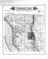 Central Lake Township, Antrim County 1897