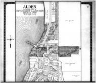 Alden, Old Ellsworth, Alba, Birch Point - Above, Antrim County 1910