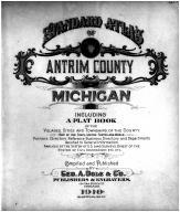 Title Page, Antrim County 1910