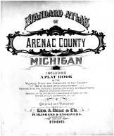 Title Page, Arenac County 1906