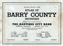 Barry County 1945