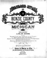 Title Page, Benzie County 1915 Microfilm