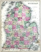State Map, Calhoun County 1873