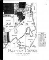 Battle Creek - Fourth Ward - Right, Calhoun County 1894