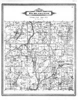 Burlington Township, Birlle Lake, Calhoun County 1894