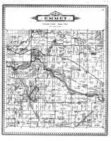 Emmet Township, Beadle Lake, Mill Pond, Calhoun County 1894