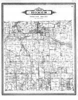 Homer Township, Homer Lake, Calhoun County 1894