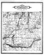 Marengo Township, Rice Creek, Calhoun County 1894