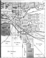 Marshall - Third and Fourth Wards - Right, Calhoun County 1894