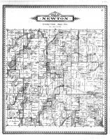Newton Township, Cotton Lake, Calhoun County 1894