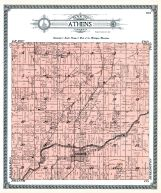 Athens Township, Pine Creek, Nottawassepee River, Calhoun County 1916