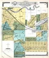 Battle Creek City and Environs - Section 7 and 18, Calhoun County 1916
