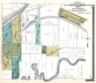 Battle Creek City and Environs - Section 8 and 9, Calhoun County 1916