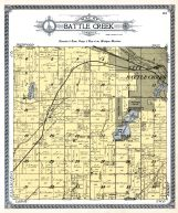 Battle Creek Township, Welcome Park, Foster Park, Prairie View, Hart Lake, Calhoun County 1916