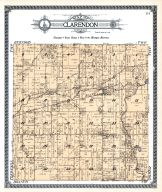 Clarendon Township, St. Joseph River, Homer Lake, Calhoun County 1916