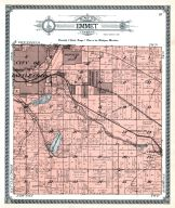 Emmet Township, Battle Creek City, Ceresco, Englewood Park, Wattle's Park, Kalamazoo River, Calhoun County 1916