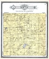 Newton Township, Lee's Lake, Cotton Lake, Nottawassepee River, Calhoun County 1916