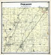 Pokagon, Cass County 1872