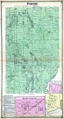 Porter, Marcellus, Adamsport, Andersonville, Cass County 1872