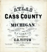 Title Page, Cass County 1872