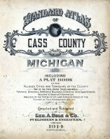 Title Page, Cass County 1914