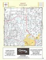 Clare County 2007 Michigan Historical Atlas on