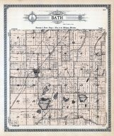 Bath Township, Park Lake, Rose Lake, Clinton County 1915