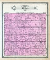 Bengal Township, Stony Creek, Basswood Creek, Clinton County 1915