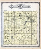 Duplain Township, Elsie, Maple River, Clinton County 1915