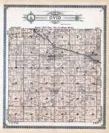 Ovid Township, Shepardsville, Jessie, Rochester Colony, Maple River, Clinton County 1915