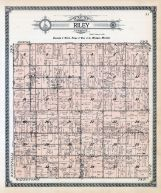 Riley Township, Bad Creek, Musk Rat Creek, Clinton County 1915