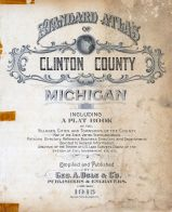 Title Page, Clinton County 1915