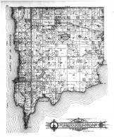 Part of Fractional Township 38 N., Range W., Part of Township 39 N., Range 22 W., Fractional Township 38 N, Delta County 1913