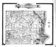 Township 39 N., Range 23 W., and Part of Fractional Township 39 N. Range 22 W, Delta County 1913