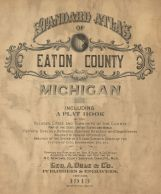 Title Page, Eaton County 1913