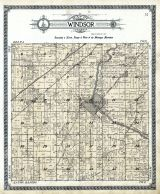 Windsor Township, Dimondale, Grand River, Eaton County 1913