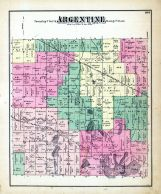 Argentine Township, Genesee County 1873