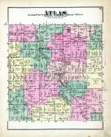 Atlas Township, Genesee County 1873