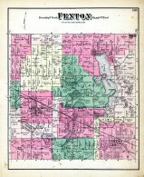 Fenton Township, Genesee County 1873
