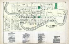 Flushing, Genesee County 1873