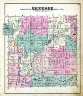 Genesee Township, Genesee County 1873