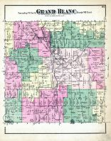 Grand Blanc Township, Genesee County 1873