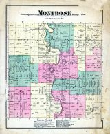 Montrose Township, Genesee County 1873