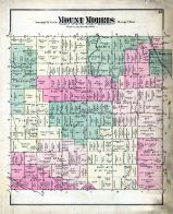 Mount Morris Township, Genesee County 1873