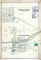 North Linden, South Linden, Genesee County 1873