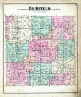 Richfield Township, Genesee County 1873