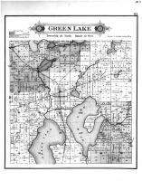 Green Lake Township, Green Lake, Duck lake