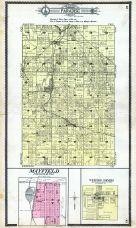 Paradise Township, Mayfield, Wexford Corners, Grand Traverse County 1908
