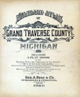Title Page, Grand Traverse County 1908